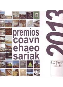 LIBRO PREMIOS COAVN 2013