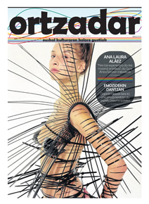 Suplemento cultural Ortzadar – octubre 2013